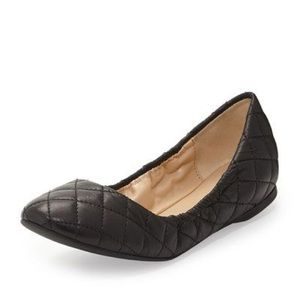 Cortland Quilted Ballerina Flats